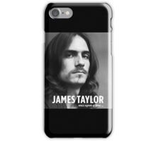 Once Upon a Time James Taylor iPhone Case/Skin