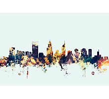 Perth Australia Skyline Photographic Print