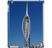 The Spinnaker Tower, Portsmouth iPad Case/Skin