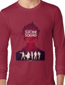 SUICIDE SQUADE Long Sleeve T-Shirt