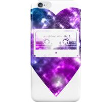 Awesome Mix Vol.1 Love iPhone Case/Skin
