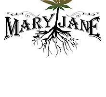 Earthy Mary Jane Roots by TommyTsunami