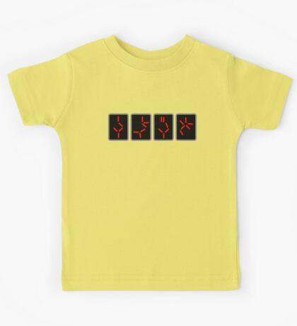 Predator Countdown - Movie Accurate Kids Tee