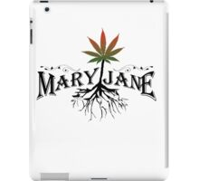 Earthy Mary Jane Roots iPad Case/Skin