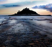 St. Michael's Mount, Cornwall, UK ~ Atlantic Coast by Debra  Jayne