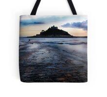St. Michael's Mount, Cornwall, UK ~ Atlantic Coast Tote Bag