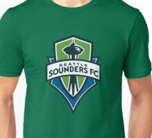 Seattle Sounders FC Logo Unisex T-Shirt