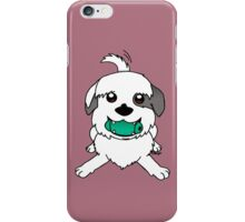 Happy Dog iPhone Case/Skin