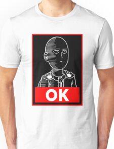 Saitama Ok Unisex T-Shirt