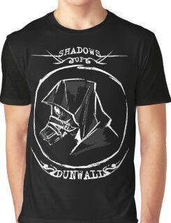 Black Shadows Graphic T-Shirt