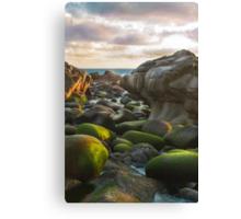 Porth Nanven 1, Cornwall, UK ~ Atlantic Coast Canvas Print