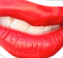 miranda lips #1 Sticker