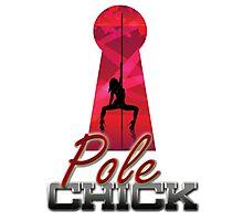 Pole Chick 2 Photographic Print