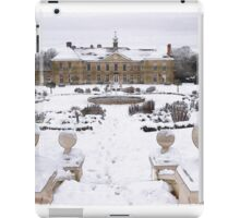 Reigate Priory in the Snow iPad Case/Skin