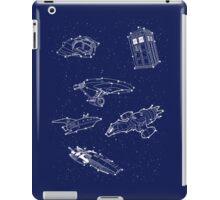 Sci fi Starry Nightsky iPad Case/Skin