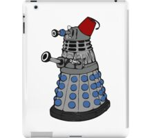 Doctor who dalek fez  iPad Case/Skin