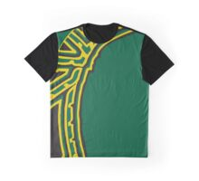 Jamaica WC 1998 Away T-Shirt Graphic T-Shirt