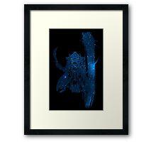 °FINAL FANTASY° Final Fantasy XII Space Logo Framed Print