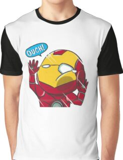Ouch! Iron Graphic T-Shirt