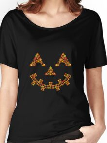 Jack's Smile Women's Relaxed Fit T-Shirt
