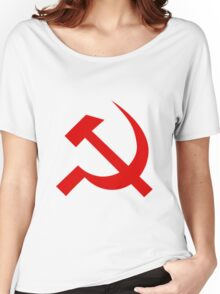 Indian Communism Women's Relaxed Fit T-Shirt