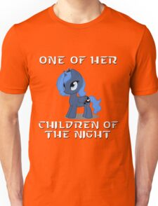 MLP: Child of the night Unisex T-Shirt