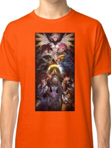 OVERWATCH HEROES Classic T-Shirt