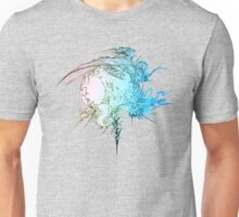 °FINAL FANTASY° Final Fantasy XIII Rainbow Logo Unisex T-Shirt