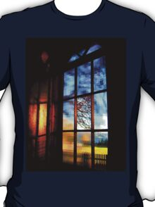 Window with a View T-Shirt