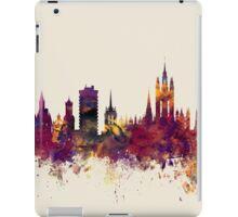 Aberdeen Scotland Skyline iPad Case/Skin