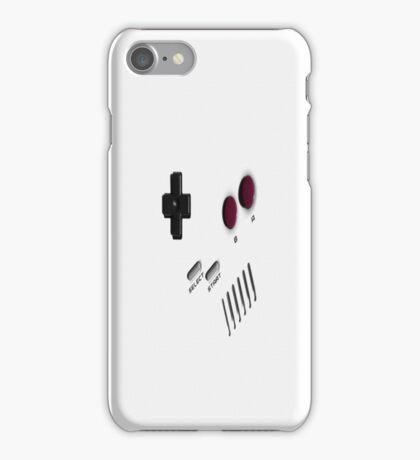 Classic Game Boy iPhone Case/Skin