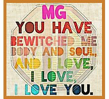 Mg Bewitched Photographic Print