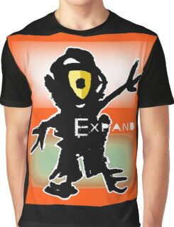expand Graphic T-Shirt