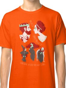 Shakespearean pattern - Macbeth Classic T-Shirt