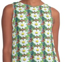Cosmo flowers Contrast Tank