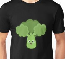 Vegan - Kawaii Broccoli Unisex T-Shirt