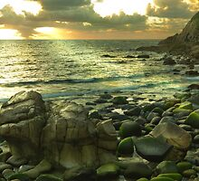 Porth Nanven 2, Cornwall, UK ~ Atlantic Coast by Debra  Jayne