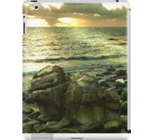 Porth Nanven 2, Cornwall, UK ~ Atlantic Coast iPad Case/Skin