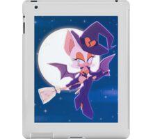 Batty Witch iPad Case/Skin