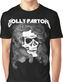 Dolly Parton Metal Graphic T-Shirt
