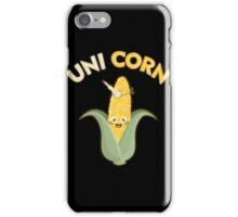 Vegan - Unicorn Uni Corn iPhone Case/Skin