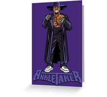 Kyrie Irving The Ankletaker Greeting Card