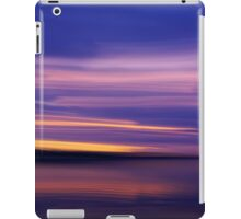 motion sky iPad Case/Skin