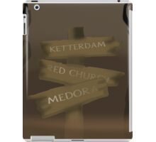 Chose Wisely  iPad Case/Skin