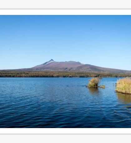 Mt. Komagatake Sticker
