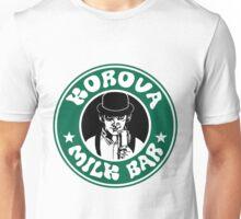 A Clockwork Starbucks Unisex T-Shirt