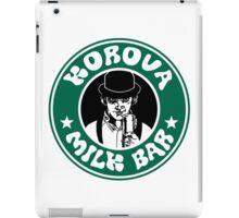 A Clockwork Starbucks iPad Case/Skin