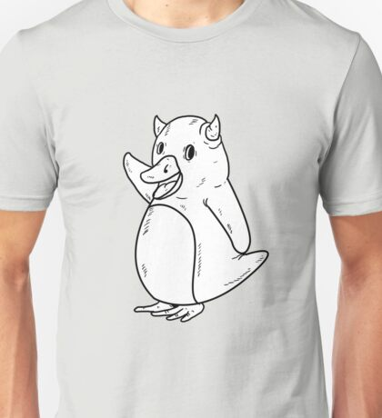Where the Wild Penguins are Unisex T-Shirt