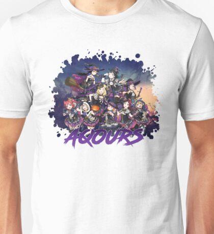 Aqours Halloween set - Love Live School Idol Festival Unisex T-Shirt