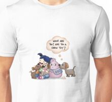 Are You a Chew Toy? Unisex T-Shirt